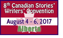 8th Canadian Stories' Writers' Convention